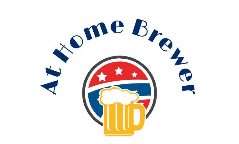At Home Brewer logo