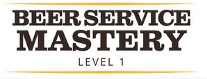 beer service mastery video class
