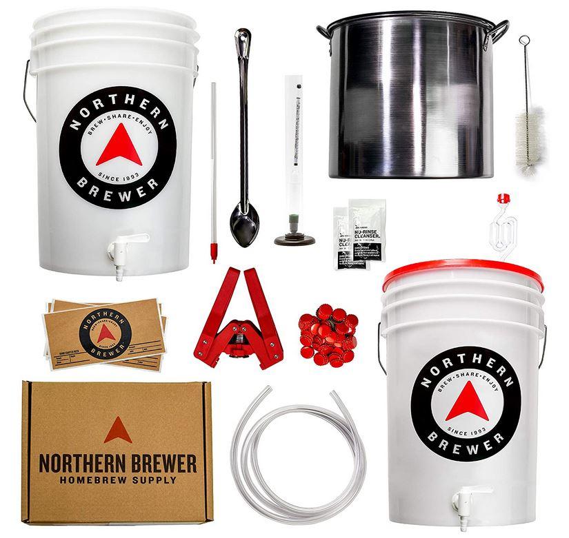 northern brewer beer kit items