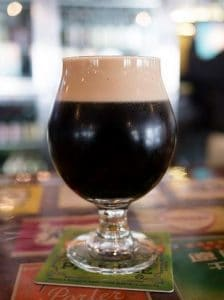 picture of a chocolate stout