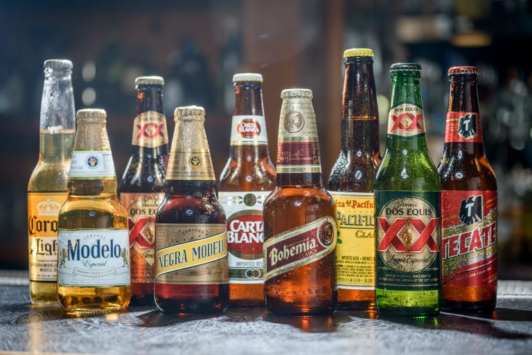 popular mexican beer brands