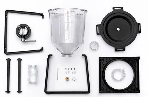 Cataylst fermentation system parts