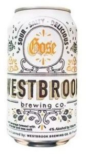 westbrook gose beer