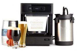 picobrew pico c all in one beer brewing machine