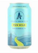 athletic brewing run wild ipa beer can