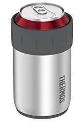 thermos stainless steel can cooler