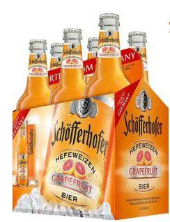 schofferhofer grapefruit hefeweizen 6 pack
