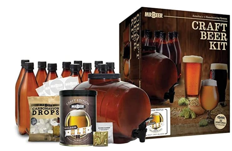 mr beer premium gold beer kit