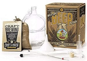 craft a brew beer kit review